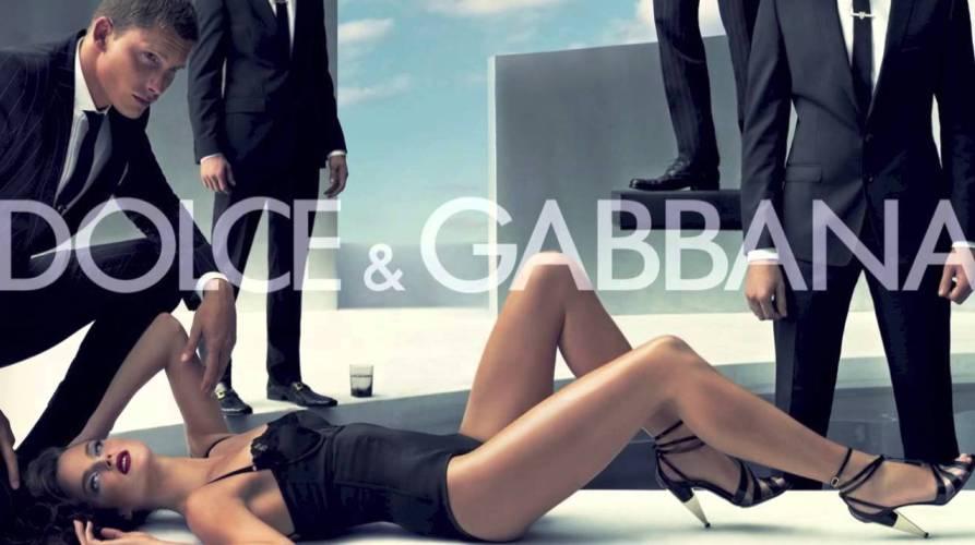 DOLCE GABBANA- GANG BANG