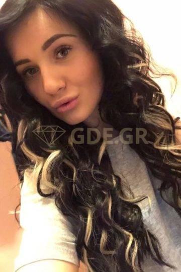 ATHENS SEX CALL GIRL ESCORT ANGELIKA
