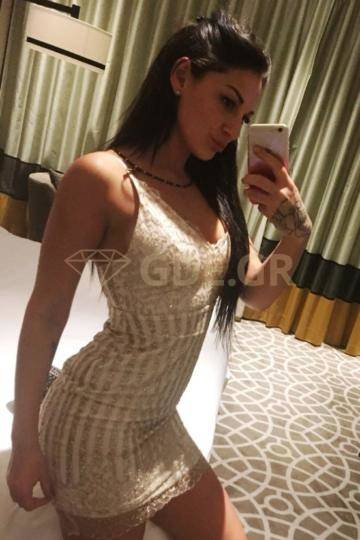 ESCORTS ATHENS CALL GIRLS GREECE EUGENIA