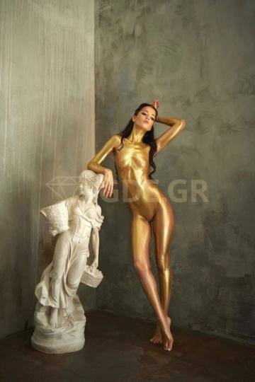 ESCORT ATHENS GREEK CALL GIRL POLINA